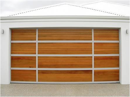 Alum Wood Custom Door 1 min